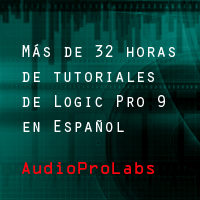32 horas de tutoriales logic pro