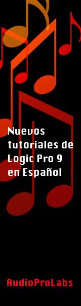 nuevos tutoriales de logic pro 9