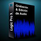 Logic Pro X grabacion de audio