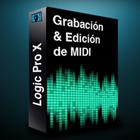 Logic-X-Grabación y edicion MIDI