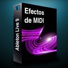 ableton live efectos de MIDI