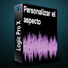 personalizar aspecto Logic Pro X