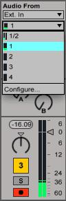 grabar audio ableton live 2