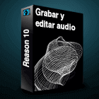 Grabar y editar audio Reason 10