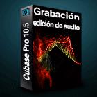 Cubase 10 grabación de audio