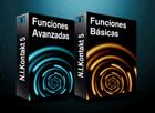 Pack N.I Kontakt 5 Funciones Básicas + Kontakt 5 Funciones Avanzadas
