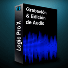Logic Pro X - Grabación y edición de audio