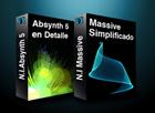 Pack N.I Absynth 5 - En detalle + N.I Massive - Simplificado