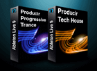 Pack Ableton Live 9 Producir Tech House + Ableton Live 9 Producir Progressive Trance
