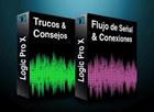 Pack Logic Pro X Trucos y consejos + Flujo de señal y conexiones