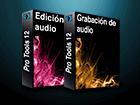 Pack Pro Tools 12 Grabación de audio + Edición de audio