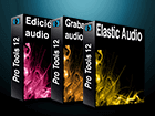 Pack Pro Tools 12 Grabación de audio + Edición de audio + Elastic Audio